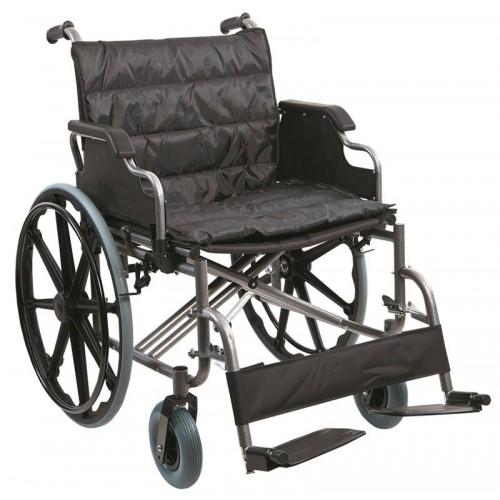 Poylin P114 XLarge Beden ( 55 cm ) Tekerlekli Sandalye