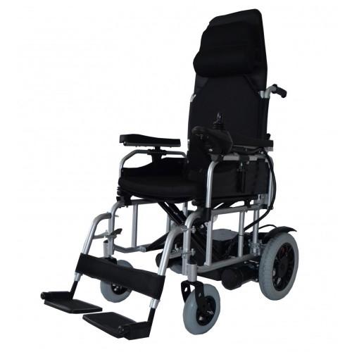 Poylin P200 Katlanabilir Akülü Tekerlekli Sandalye