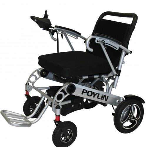 Poylin P206 Ultra Hafif Akülü Sandalye