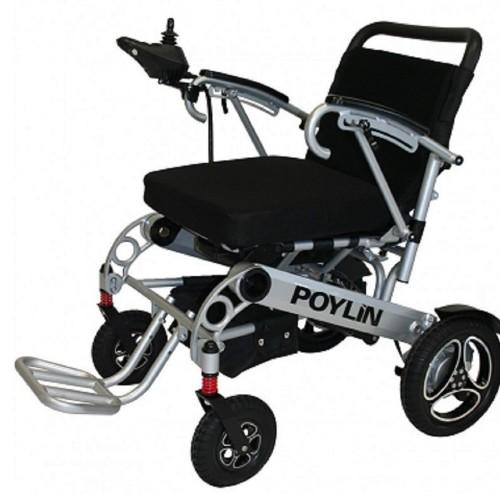 Poylin P206 Ultra Hafif Katlanabilir Akülü Sandalye