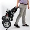 Poylin P209 Small Ultra Hafif Katlanır Akülü Tekerlekli Sandalye