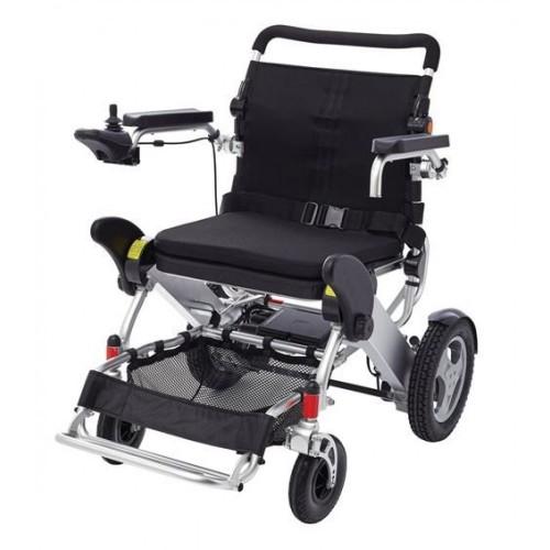 Poylin P209 Small Katlanabilir Ultra Hafif Lityum Akülü Tekerlekli Sandalye