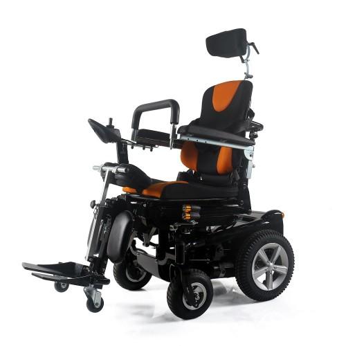 Poylin P301 Ayağa Kaldıran Akülü Tekerlekli Sandalye