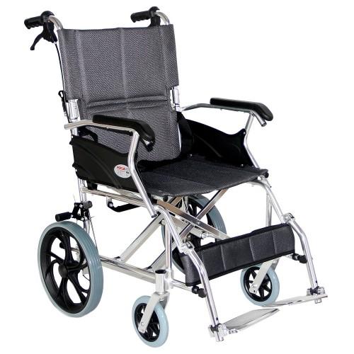 Poylin P805 Refakatçi Tekerlekli Sandalye