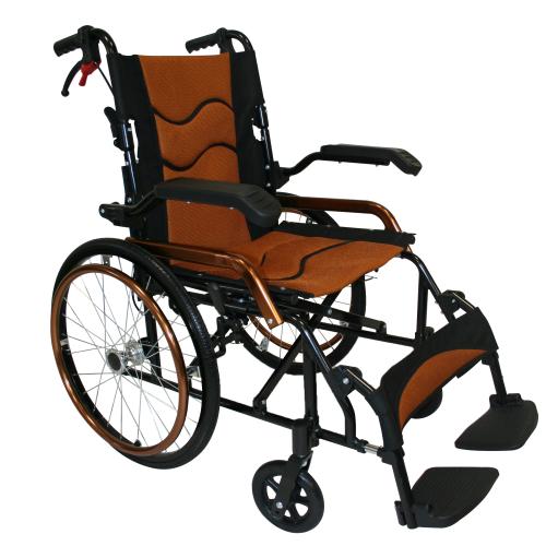 Poylin P807 Orta Tekerlekli Refakatçi Sandalye
