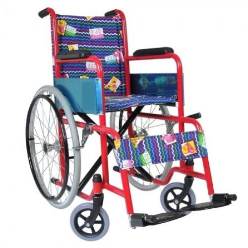 Poylin P970 Çocuk Tekerlekli Sandalyesi