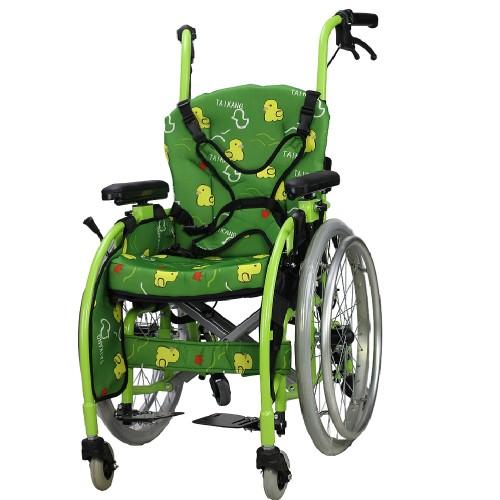 Poylin P981 Çocuk Tekerlekli Sandalyesi