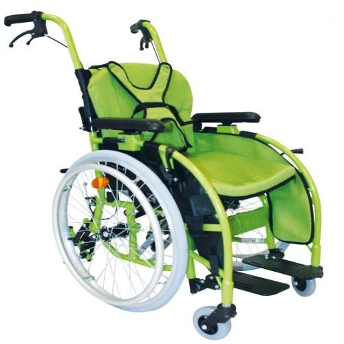 Poylin P981 Pediatrik Çocuk Tekerlekli Sandalyesi