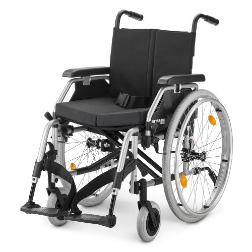 MEYRA Eurochair 2 Alüminyum Manuel Tekerlekli Sandalye
