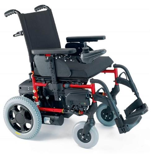 Quickie F35 R2 Katlanabilir Akülü Tekerlekli Sandalye