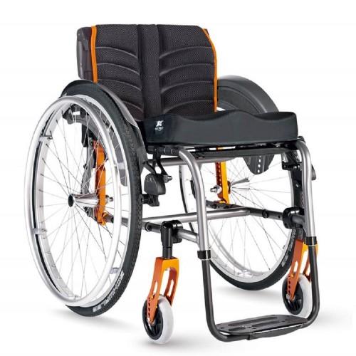 Quickie Life R Aktif Tekerlekli Sandalye