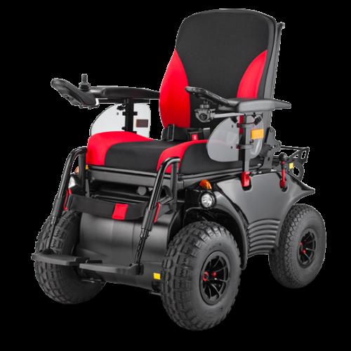 Meyra Optimus 2 RS Arazi Tip Akülü Tekerlekli Sandalye