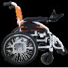 Poylin P200C Katlanabilir Çocuk Akülü Tekerlekli Sandalye Turuncu