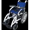 Poylin P200C Katlanabilir Çocuk Akülü Tekerlekli Sandalye Mavi