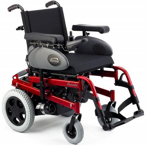 Quickie Rumba Katlanabilir Akülü Tekerlekli Sandalye