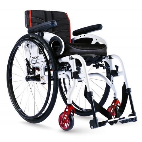 Quickie Xenon² Katlanabilir Ultra Hafif Aktif Tekerlekli Sandalye