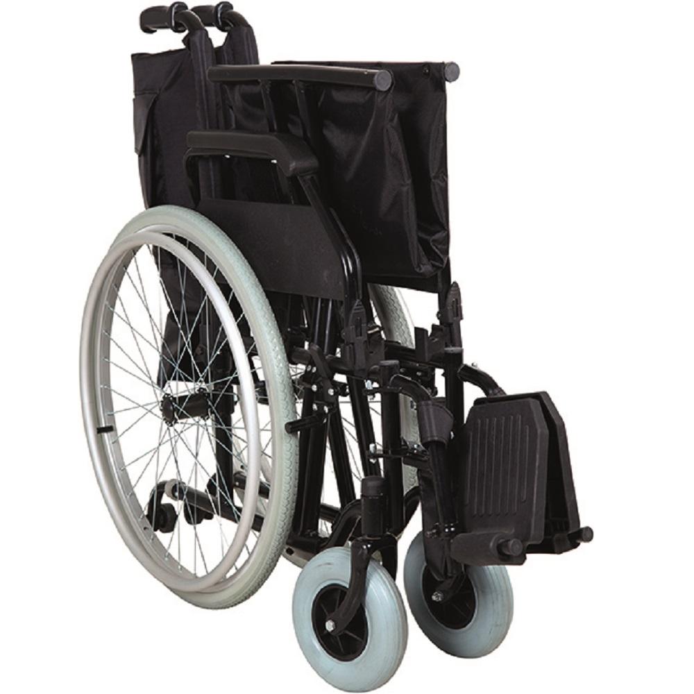 Poylin P114 Büyük Beden Katlanabilir tekerlekli sandalye