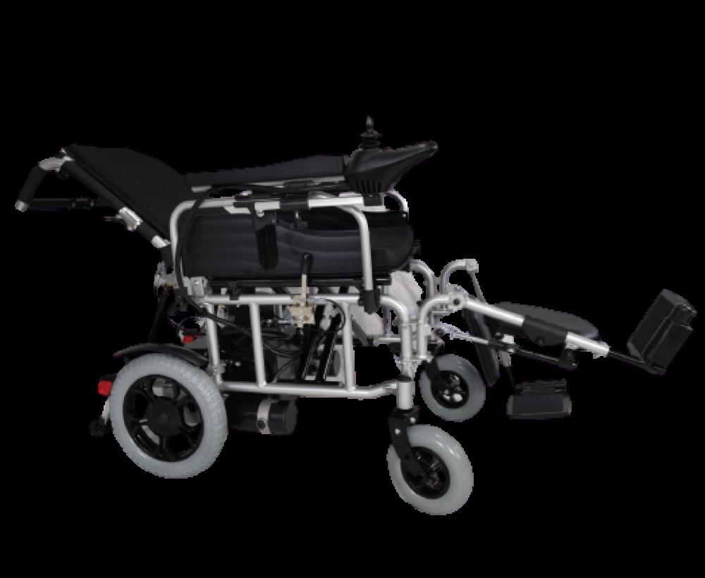 Poylin P200 Katlanabilir Sırt Yatar Akülü Tekerlekli Sandalye Fiyatları