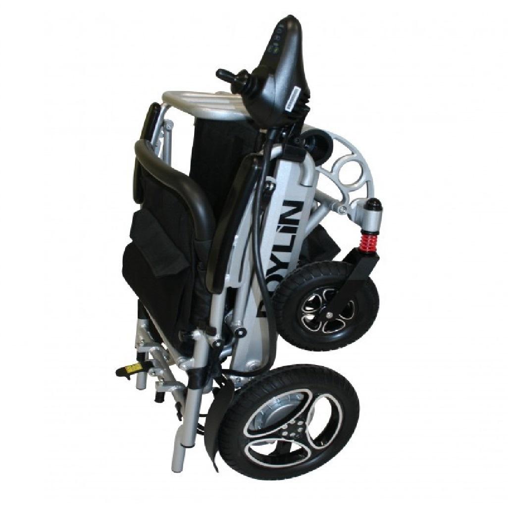 Poylin P206 Hafif Akülü Tekerlekli Sandalye Fiyatları