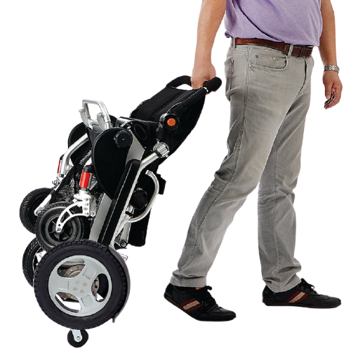 Poylin P209 Katlanır Hafif Akülü Tekerlekli Sandalye Fiyatları