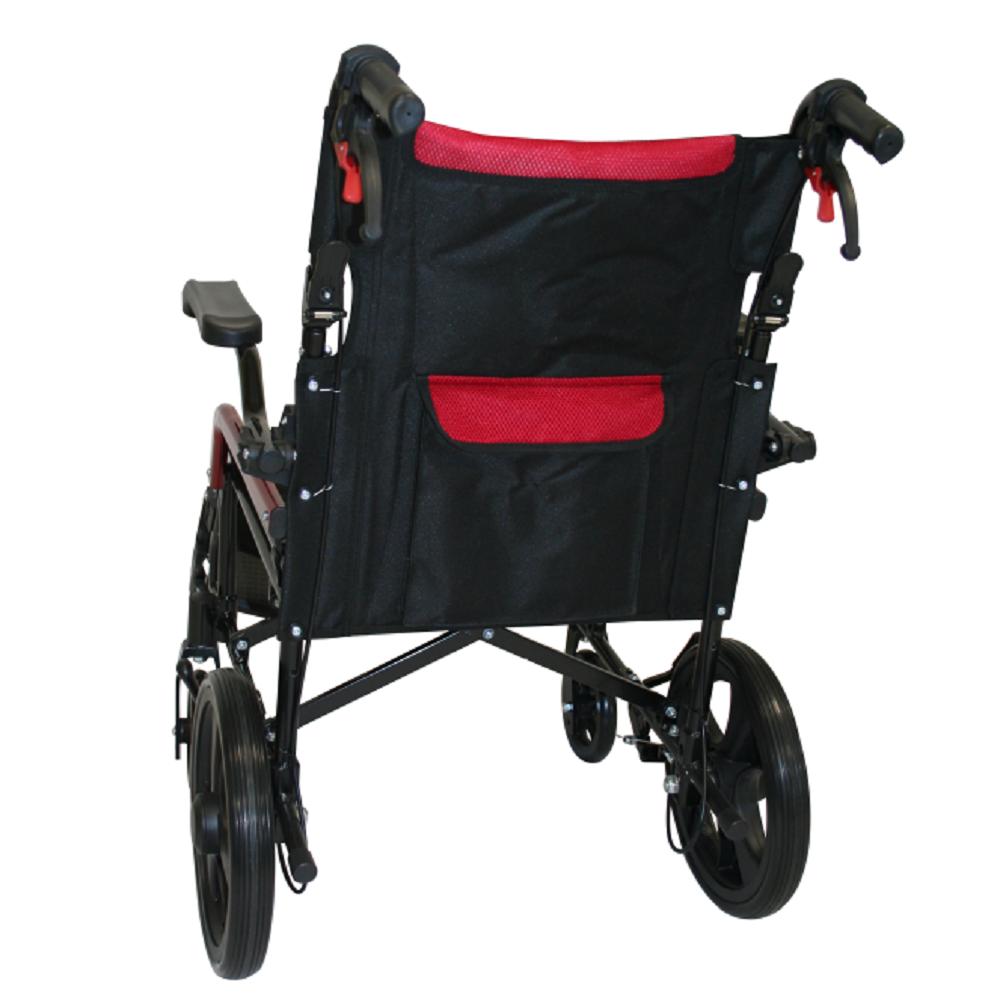 Poylin P806 Refakatçi Kullanımlı Tekerlekli Sandalye Fiyatları