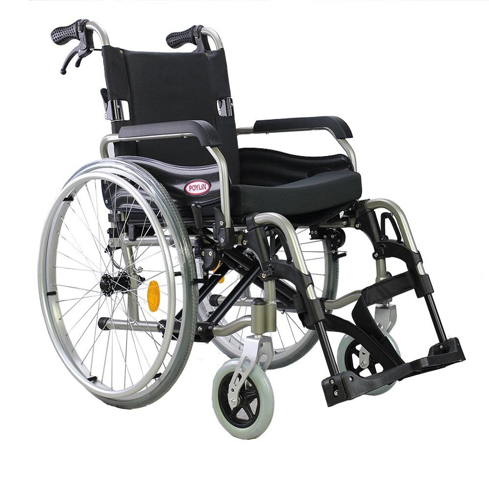 Poylin P957 Alüminyum Tekerlekli Sandalye Fiyatları