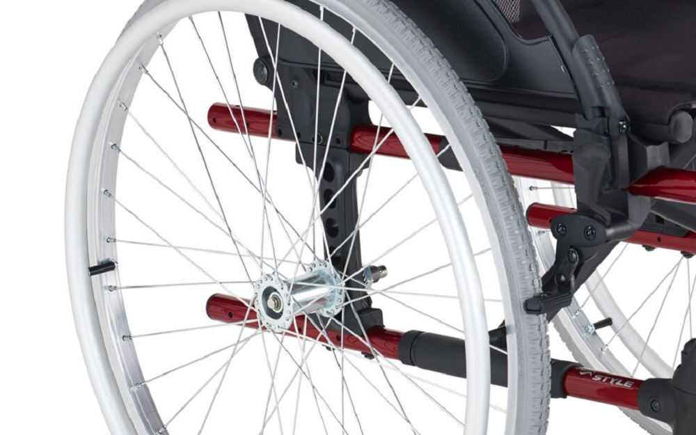 Breezy Style Alüminyum Tekerlekli Sandalye Fiyatı