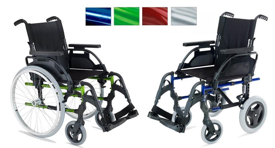 Breezy Style Alüminyum Tekerlekli Sandalye Aksesuar