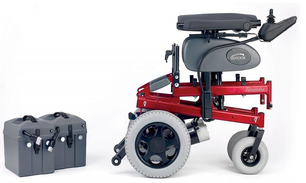 Quickie Rumba Katlanabilir Akülü Tekerlekli Sandalye Fiyatları